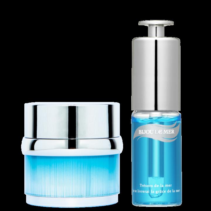 Rejuve face Renewal Eye serum & Eye cream Set